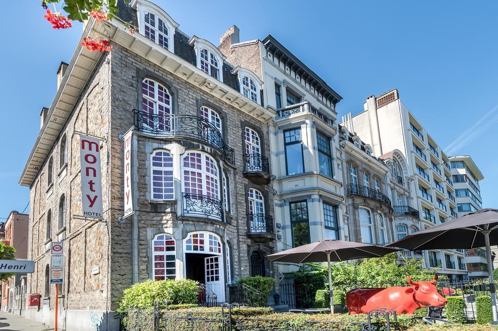 MONTY SMALL DESIGN HOTEL, BRÜSSEL **